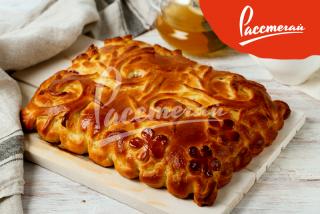 Сет из пирогов «Ягодный»