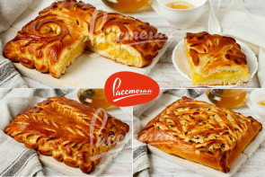 Сет из пирогов «Фруктовый»
