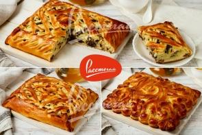 Сет из пирогов «Нежный»
